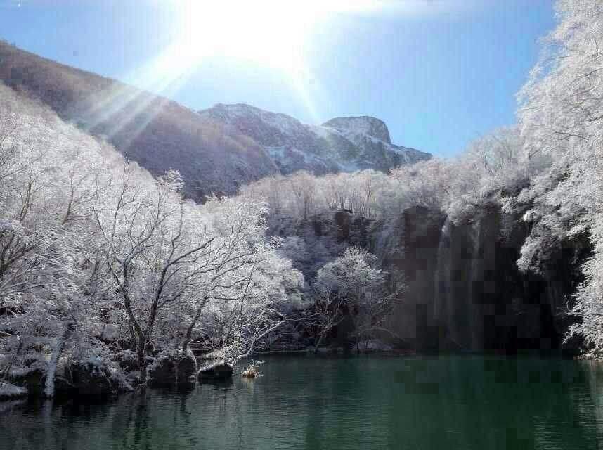 9月20日迎来本年度长白山第一场雪