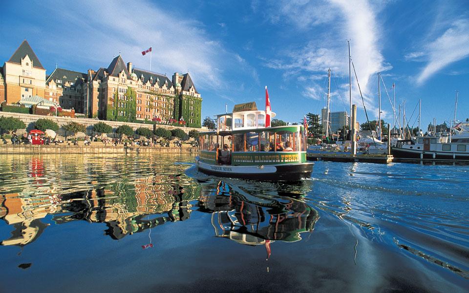 体育app万博到加拿大西海岸浪漫费尔蒙系列贵宾9天团