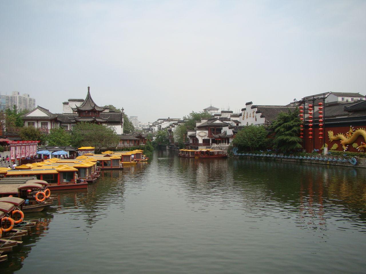 春节到华东五市旅游团乐享江南双飞6日游 -- 旅游线路