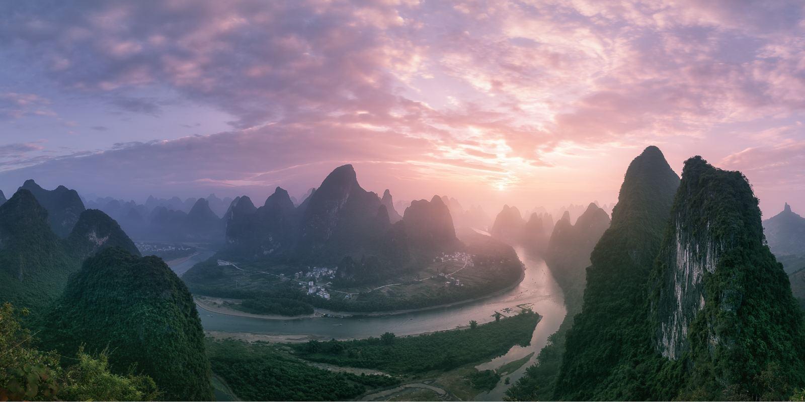 约惠桂林双飞6日